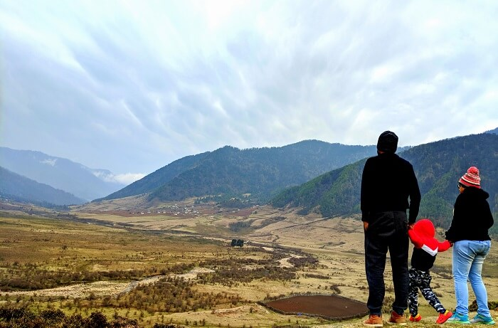 Sightseeing in Wangdue Bhutan