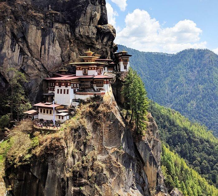 Taktsang monastery Trek