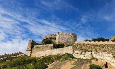 Bhongir Fort
