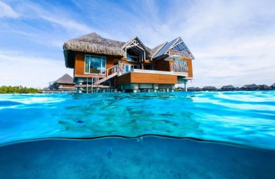 InterContinental Bora Bora Resort Thalasso Spa