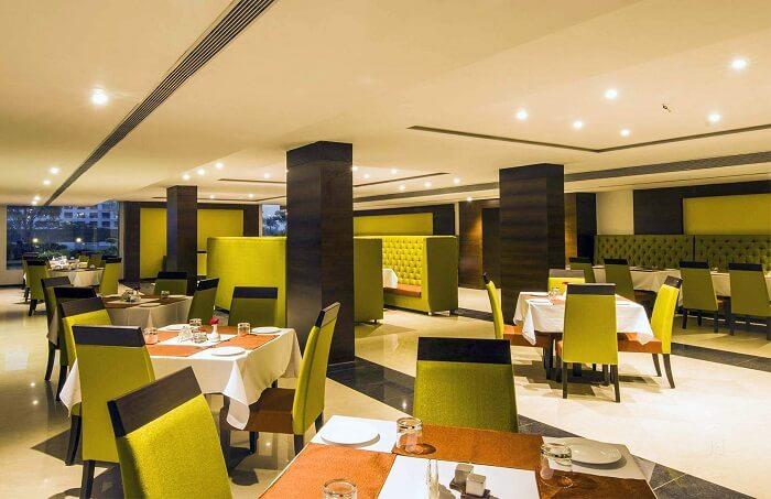 Modak Restaurant
