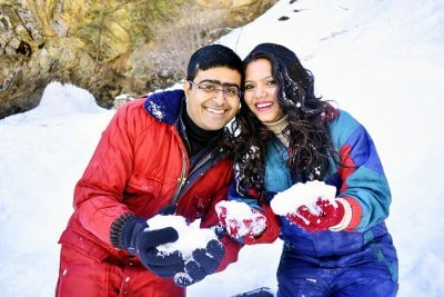 Honeymoon Trip To Himachal