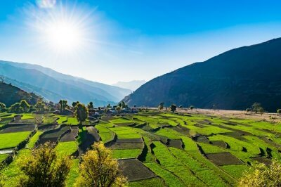 Uttarakhand summer destinations blog image