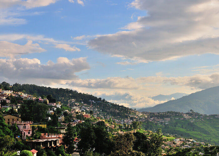 Town of Almora