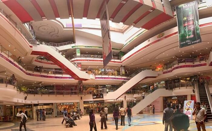 Ampa Skywalk chennai