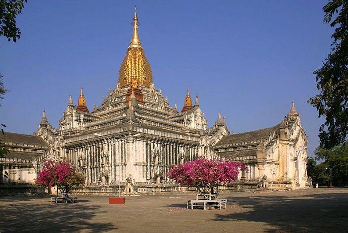 Ananda Temple myanmar