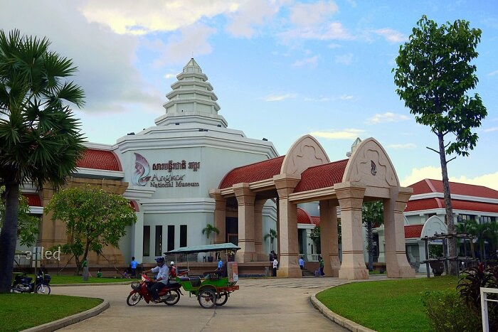 Angkor National Museum siem reap
