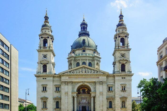 Attend a concert at St. Stephen's Basilica in budapest Hungary