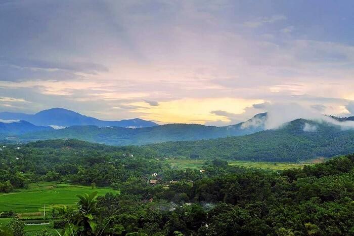 Ba Vi National Park hanoi