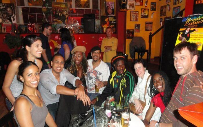 Barrio Latino Cafe