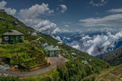 Gangtok in Summer blog image