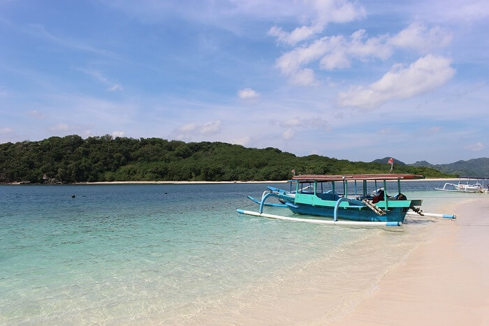 beach location in Bali for couples