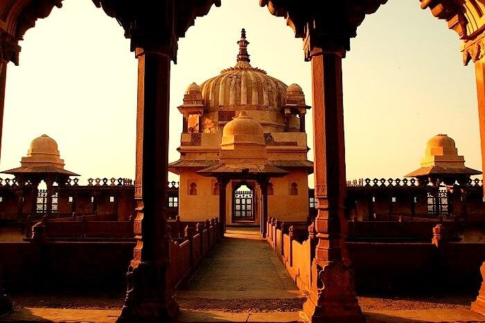 Bir Singh Palace