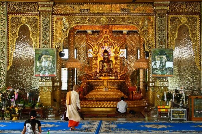 Botataung Pagoda myanmar