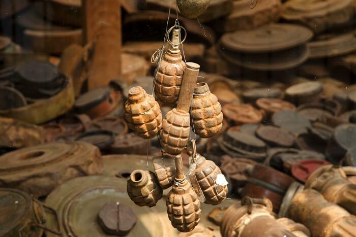Cambodia Landmine Museum siem reap