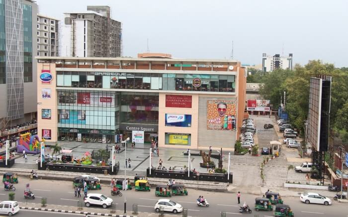 Centre Square Mall