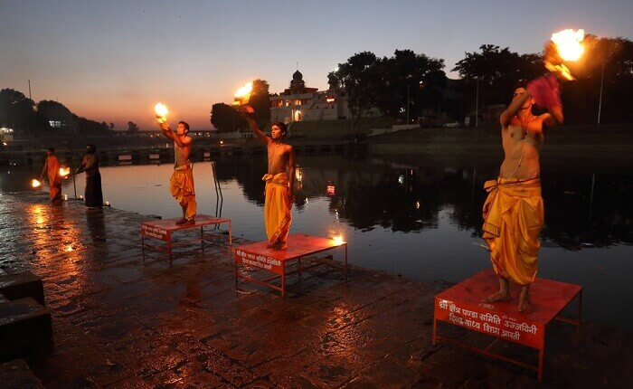 City of temples Ujjain