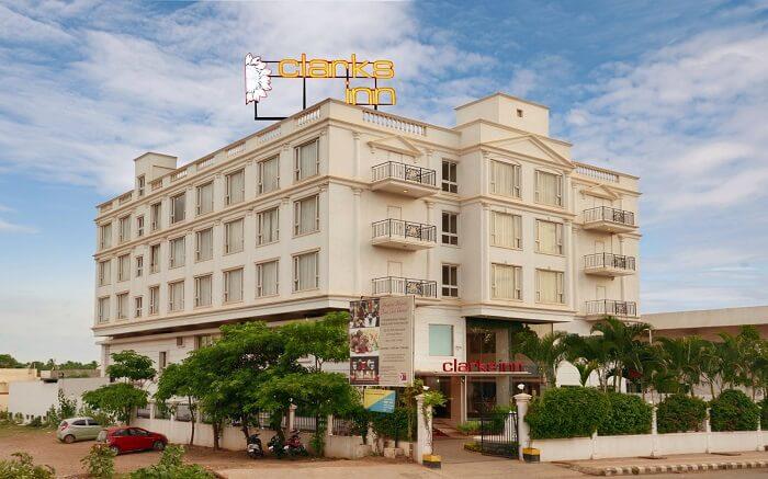 Clarks Inn Airport Hotel ss01052018