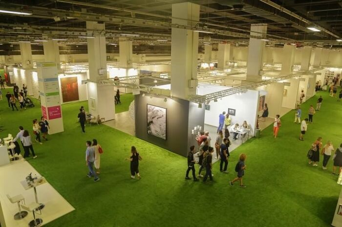 Contemporary Istanbul fair turkey