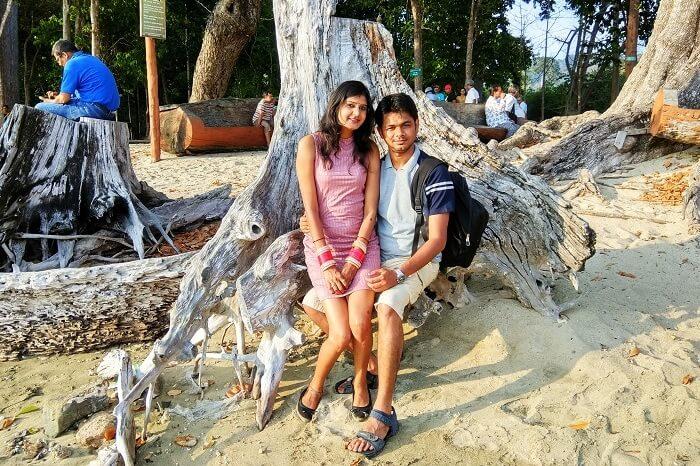 Sightseeing in Port Blair