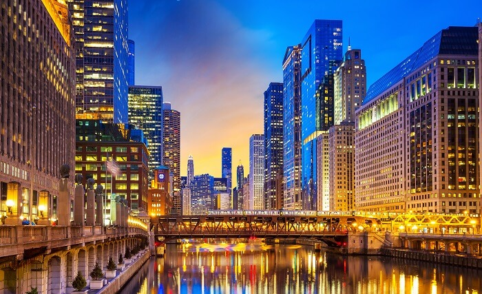 places to visit in Chicago,