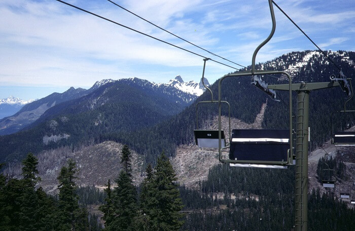 Cypress Mountain Ski Area