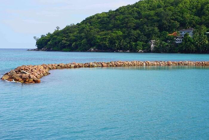 tushar seychelles honeymoon trip: praslin island