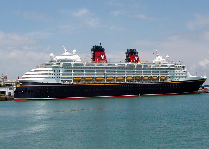 Disney cruise on vero beach