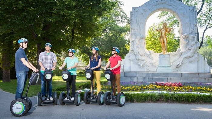 Explore Vienna on a Segway Tour