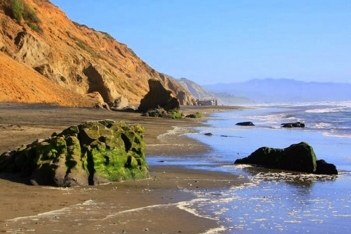 Fort Funston Beach san francisco
