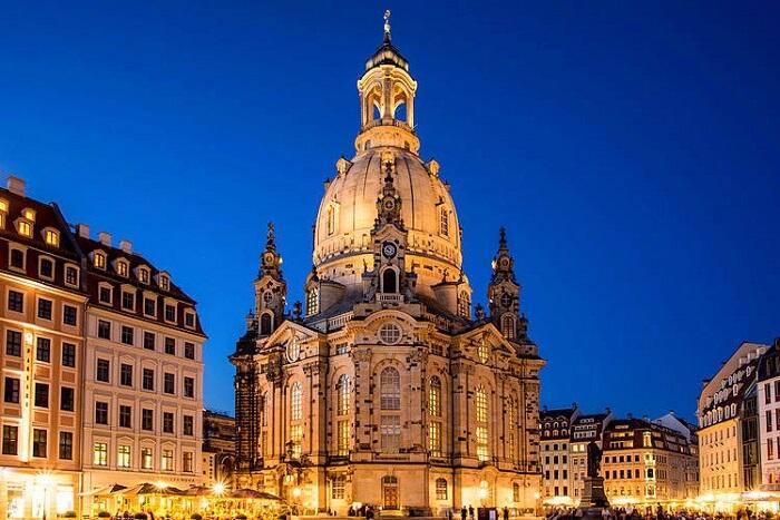Frauenkirche germany