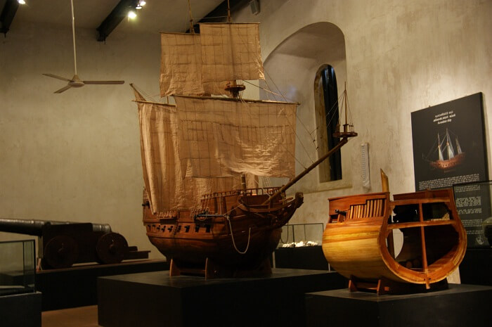 artifacts of maritime