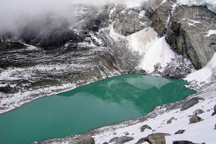 visit Green Lake in lachen