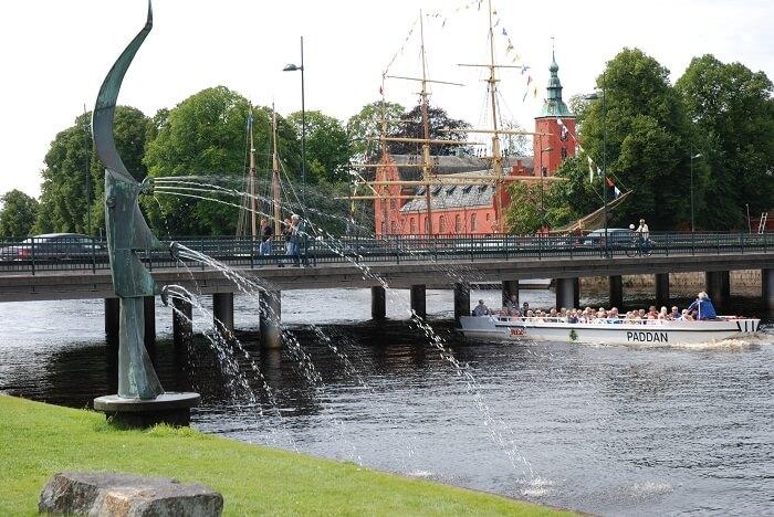 Bridge at Halmstad