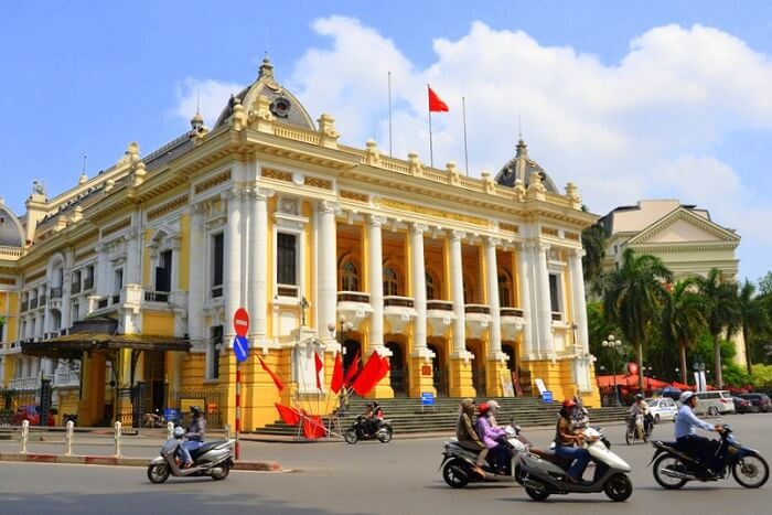 Hanoi Opera House hanoi