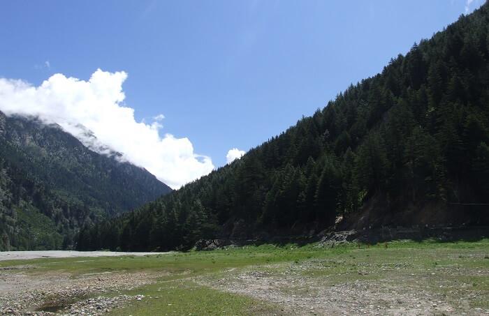 valley in harsil