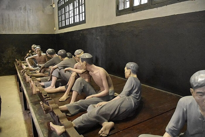 Hoa Lo Prison hanoi