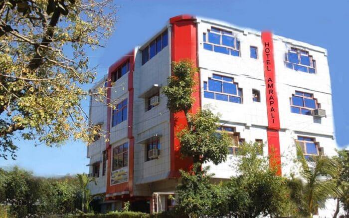 Hotel Amprapali - The best hotel in town ss09052018