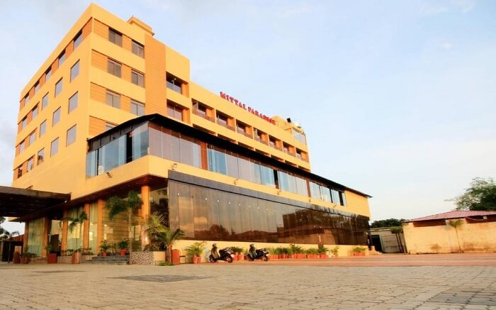 Hotel Mittal Paradise - A relaxing retreat for spiritual souls