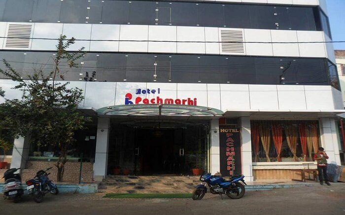 Hotel Pachmarhi - Decent hotel, great hospitality ss09052018