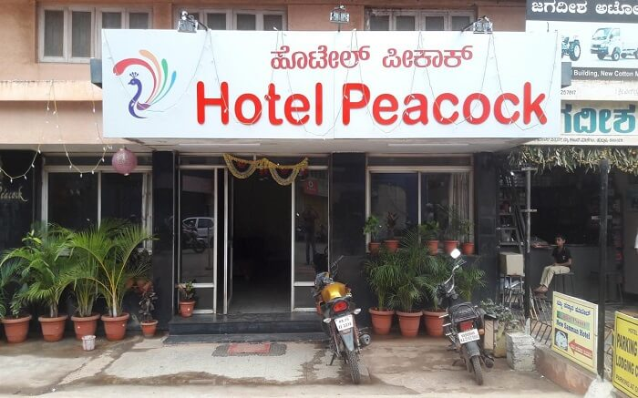 Hotel Peacock ss01052018