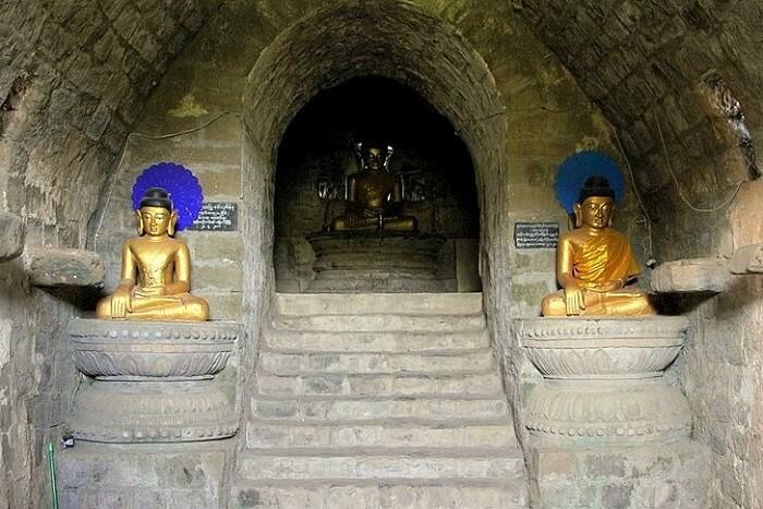 Htukkanthein Temple myanmar