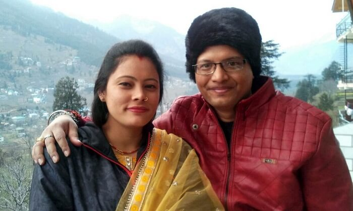 kuldeep manali honeymoon trip: arriving at manali