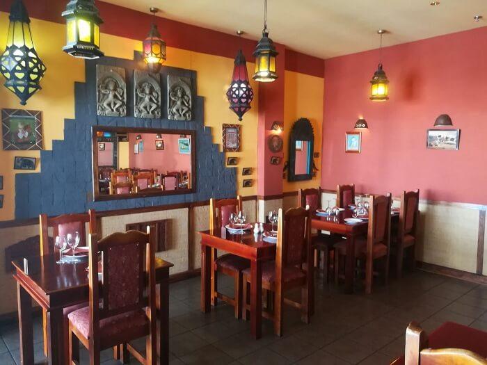 mauritius happy rajah restaurant