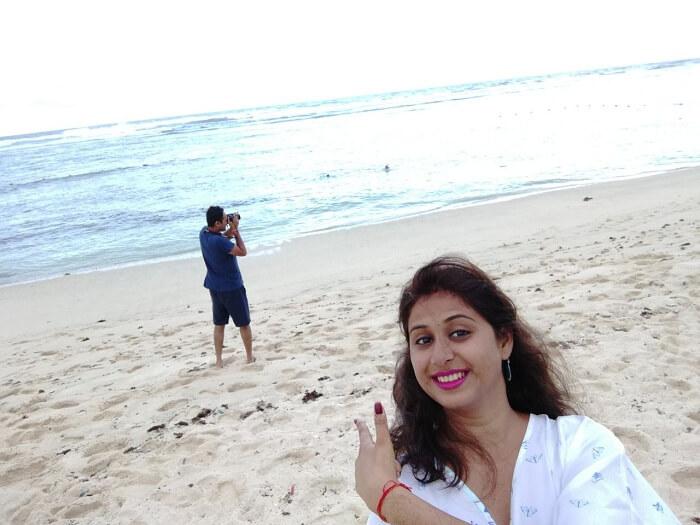 beach in radisson mauritius