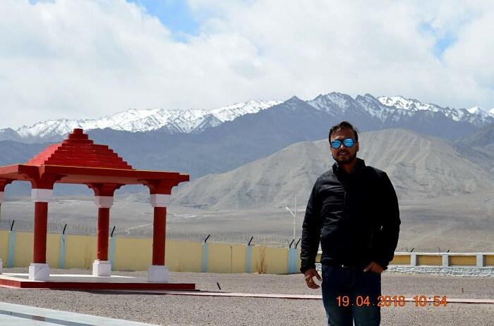 sputik monastery leh