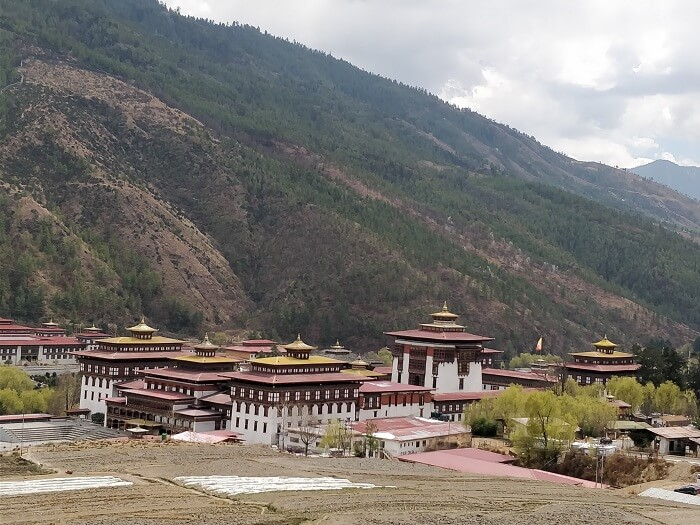 thimphu administrative building