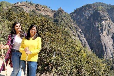 shakti trip to bhutan