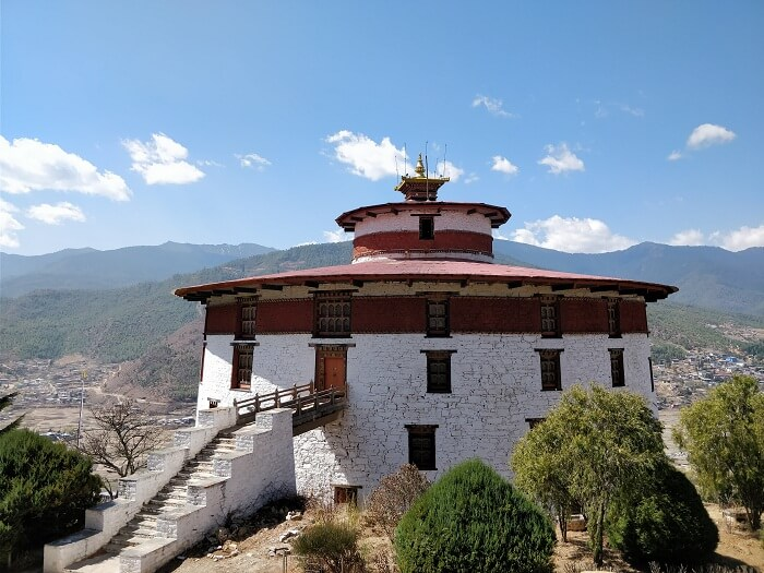 Bhutan best places to see