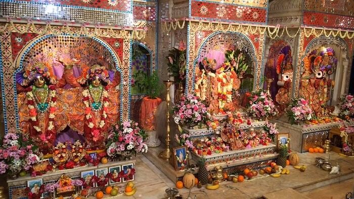 visit ISKCON Temple in melbourne
